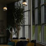 Frøyland skule, aula, nybygg og rehabilitering.