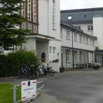 Solborg Folkehøgskole, rehabilitering.